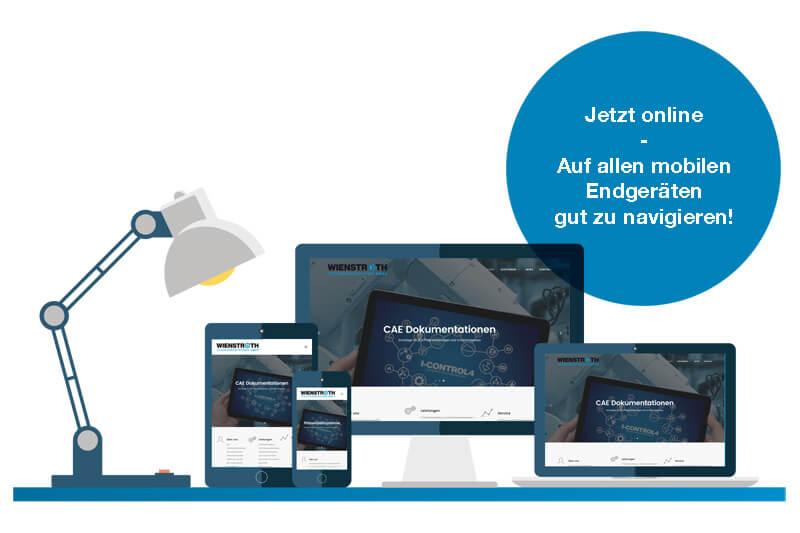 responsive webdesign wienstroth steuerungstechnik your agentcy